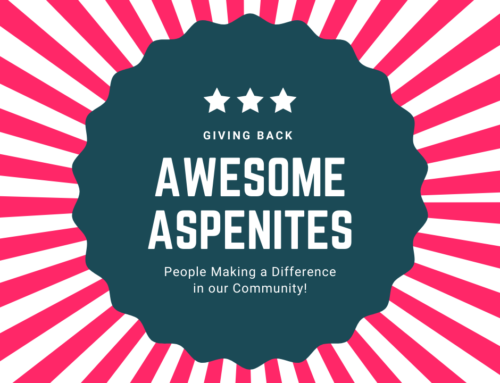 Awesome Aspenites…Desiree Whitehead, Operations Manager, Aspen Rec.
