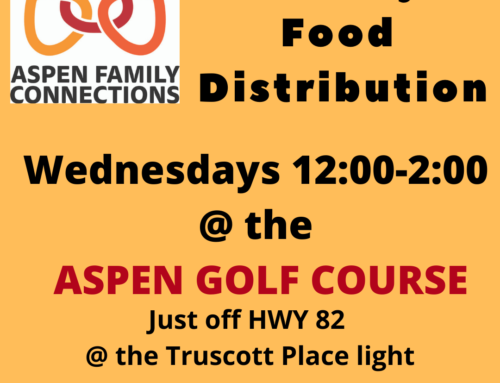 AFC Food Distribution moves to the Aspen Golf Course